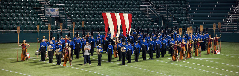 DCA World Champions 2011 Minnesota Brass <br /> score 98.35