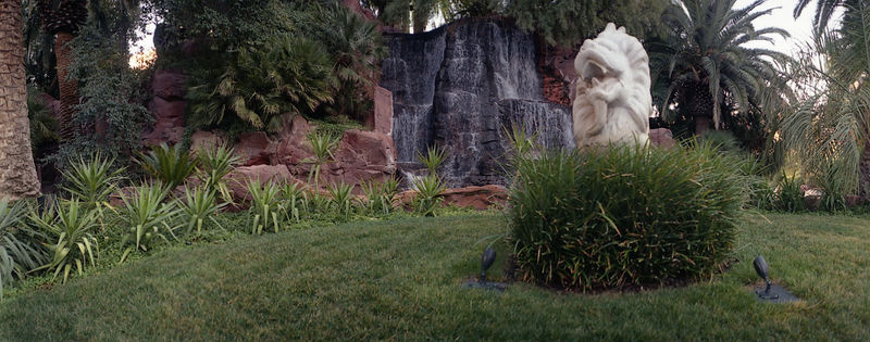 Secret Garden at Mirage