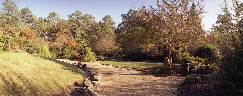 Japanese Garden, Birmingham Botanical Garden