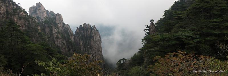 Huangshan Pano 3