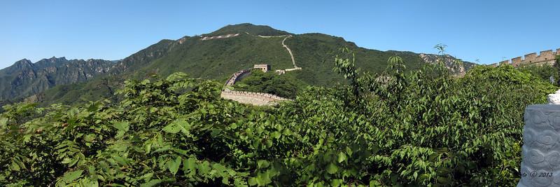 Pano-Great Wall