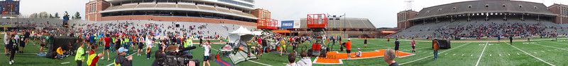 p128-1-p128-8half  Finish Time 2:12:35 Illinois Marathon 2011 Memorial Stadium Finish Line