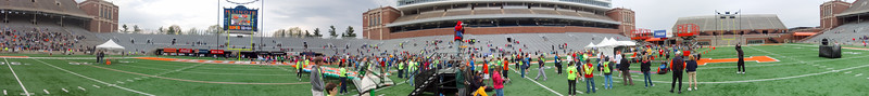 p108-1-p108-8half  Finish Time 1:24:22 Illinois Marathon 2011 Memorial Stadium Finish Line