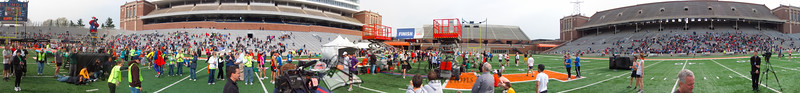 p135-1-p135-8half  Finish Time 2:17:25 Illinois Marathon 2011 Memorial Stadium Finish Line