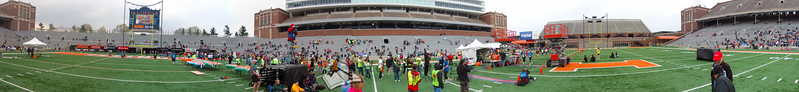p119-1-p119-8half  Finish Time 1:51:34 Illinois Marathon 2011 Memorial Stadium Finish Line