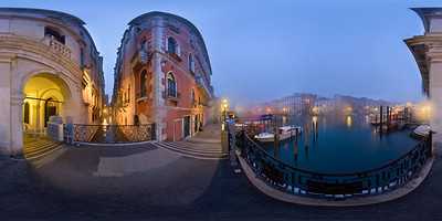 Misty Grand Canal #2