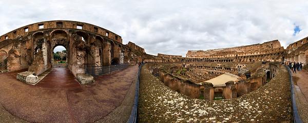 Il Colosseo Pano
