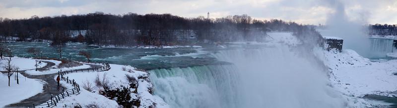 Niagara Falls Feb. 2011