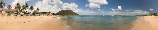 St Lucia Caribbean Beach 2008 © Harvey Cooper 2008