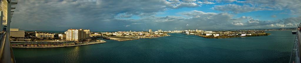 San Juan Harbor 2008 © Harvey Cooper 2008
