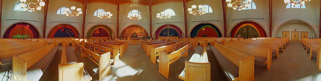 Beth El Synagogue, Omaha, Nebraska © Harvey Cooper 2002