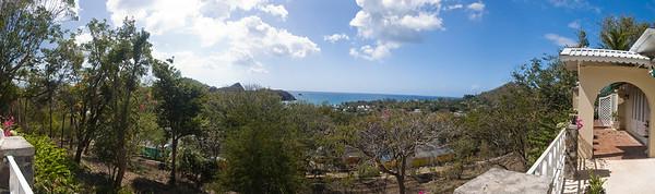 St Lucia Atlantic Side 2008 © Harvey Cooper 2008