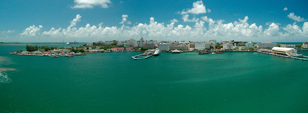 San Juan Harbor 2004 © Harvey Cooper 2004
