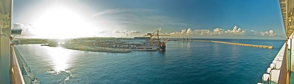 Barbados Harbor 2008 © Harvey Cooper 2008