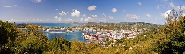 St Lucia Harbor 2008 © Harvey Cooper 2008