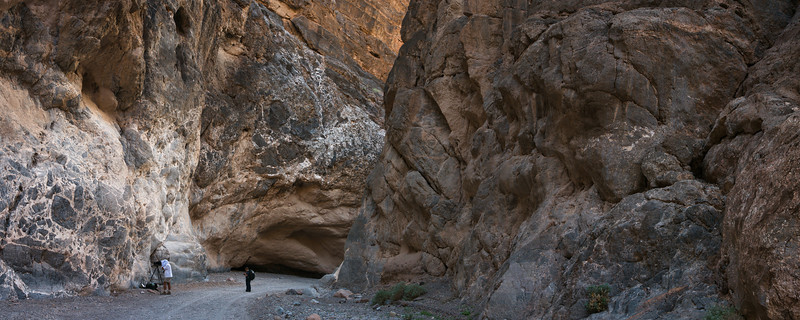 Titus Canyon<br /> Death Valley National Park<br /> (Stitched Panorama)