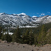 Yosemite Wilderness<br /> Yosemite National Park<br /> (Stitched Panorama)