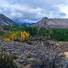 Middle Fork Bishop Creek<br /> Inyo National Forest<br /> (Stitched Panorama)
