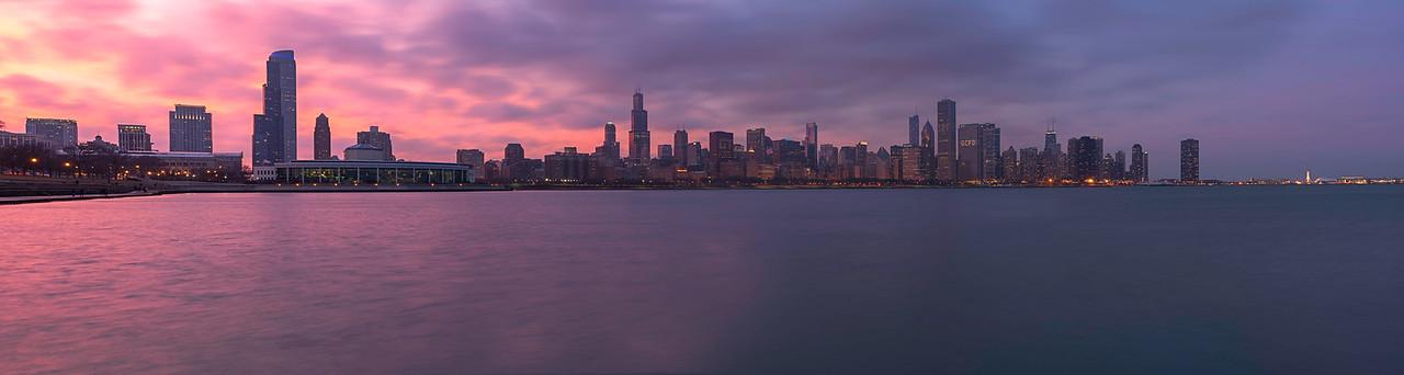 || The Chicago Skyline ||