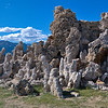 South Tufa<br /> Mono Lake<br /> (Stitched Panorama)