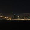 San Francisco Night Skyline<br /> (Stitched Panorama)