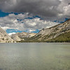 Tenaya Lake<br /> Yosemite National Park<br /> (Stitched Panorama)