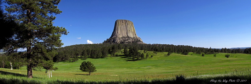 Devils Tower Pano 1