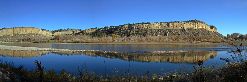 Sacrifice Cliff Panorama