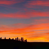 Sunset at Medford Beach