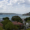 View of Sydney Harbour from Double Bay - Jan 09