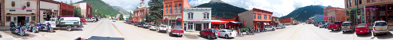 Silverton Colorado Street View Panorama