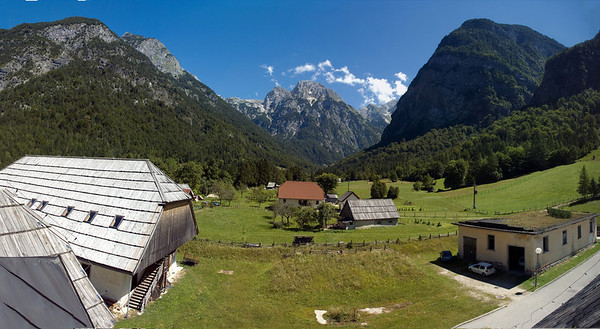 Trenta valley.