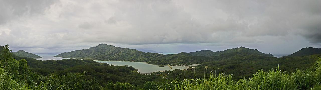 Raiatea South Pacific