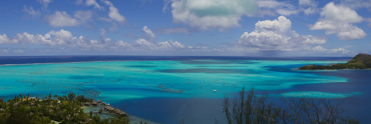 Moorea South Pacific