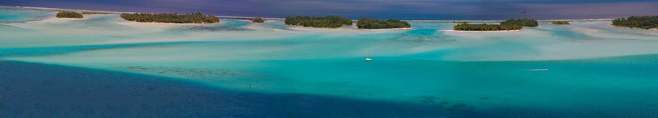 Pan Bora Bora South Pacific