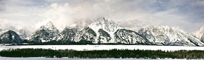 Grand Teton's Panorama southwest