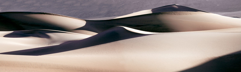 Death Valley Dunes southwest