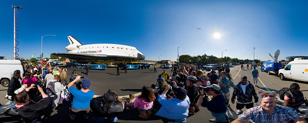 Endeavour on the Streets