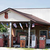 Hamel Route 66, gas station