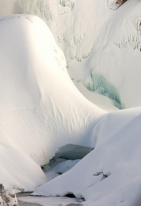 Great falls tight composite yellowstone yellowstone in winter