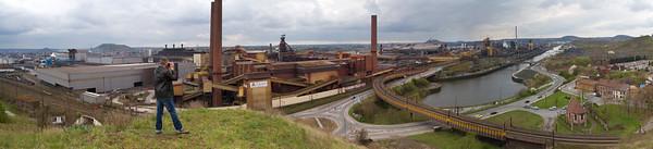 Charleroi panorama