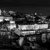 Lyon and Saône by night ....