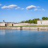 Panorama of Chantilly Castle