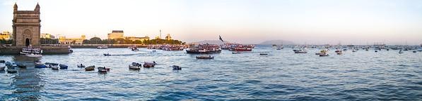 The Gateway of India, Mumbai, India