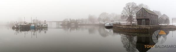 Sheafe in the Fog