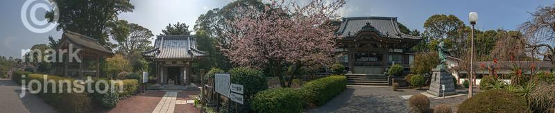 Renchaku-ji Temple, Izu Penninsula, Japan