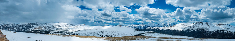 5-28-16 Rocky Mountain national Park in Panorama, 159 Megapixels