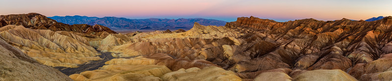The Desert at Dawn
