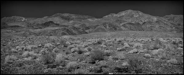 WHITE MOUNTAINS, EAST OF OWENS LAKE