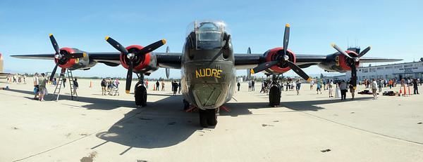 B-24 Liberator Bomber